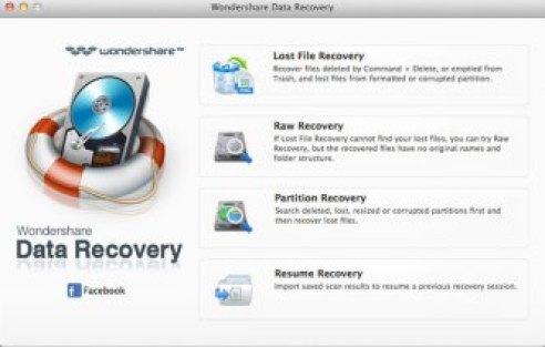 Wondershare Data Recovery 6.6.1 Crack