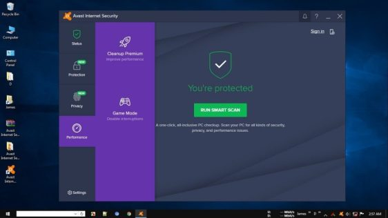 Avast Internet Security 18.2.2328 Crack