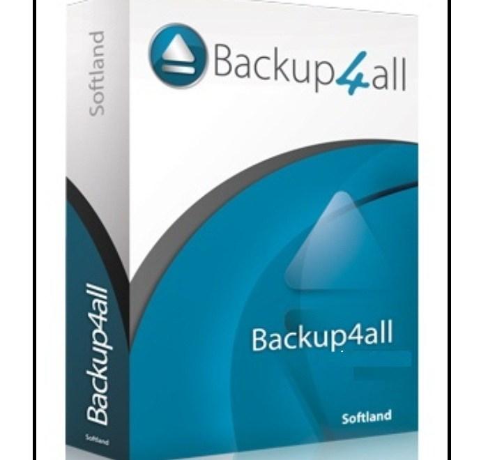 Backup4all Professional 7.2.349 Crack