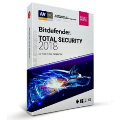 Bitdefender Total Security 2018 Crack