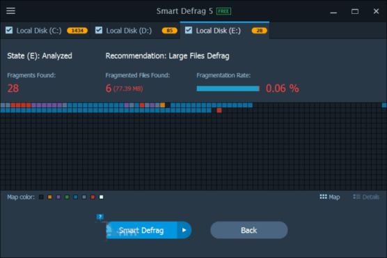 Smart Defrag 5.8.6.1286 Crack