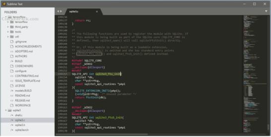 Sublime Text 3 Dev Build 3162 Crack