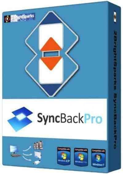SyncBack 8.5.33.0 Crack