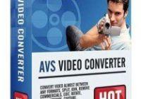 AVS Video Converter 10.0.4.616 Crack