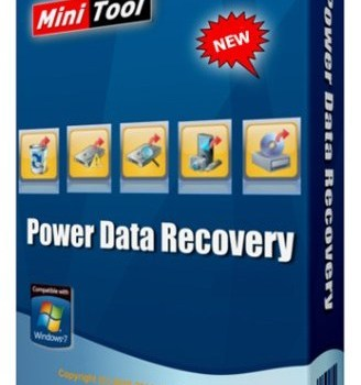 MiniTool Power Data Recovery 8.0 Crack