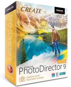 PhotoDirector 9.0.2727 Crack