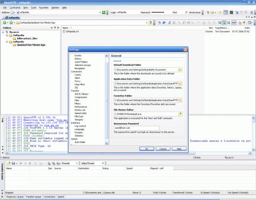 SmartFTP 9.0.2569 Crack