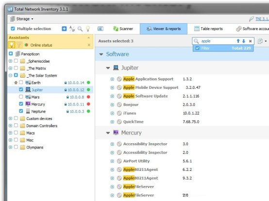 Total Network Inventory 3.6.0 Build 2677 Crack