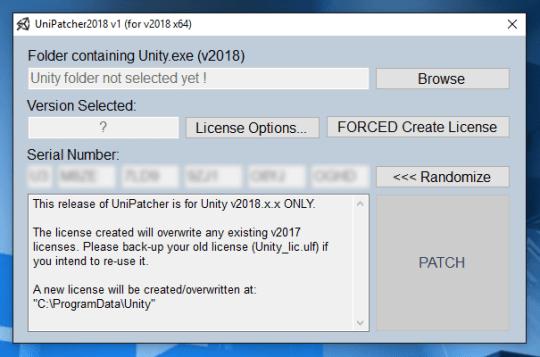 Unity 2018.1.0 Crack