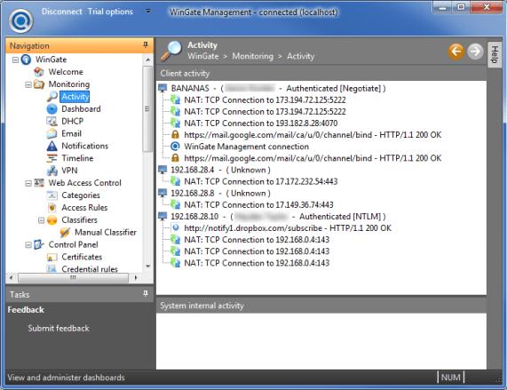 WinGate 9.1.5 Crack