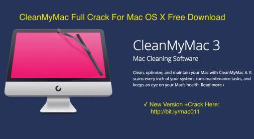 CleanMyMac 3.9.9 Crack