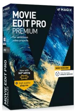MAGIX Movie Edit Pro 2019 Plus 18.0.1.204 Crack