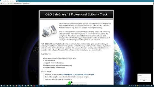 O&O SafeErase Professional 12.7.182 Crack