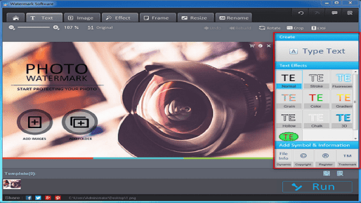 Watermark Software 8.7 Crack