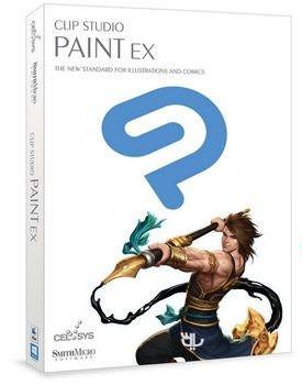 Clip Studio Paint EX 1.8.2 Crack