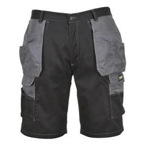 KS18 - Granite Holster Shorts Black/Zoom Grey