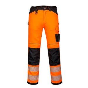 PW340 - PW3 Hi-Vis Work Trousers