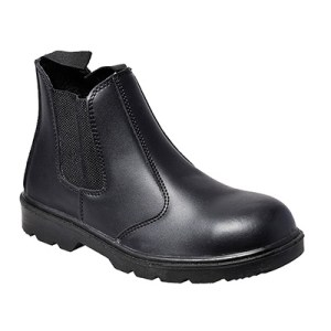 FW51 - Steelite Dealer Boot S1P Black