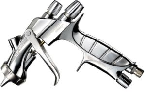 ANEST IWATA WS400 EVO SPRAY GUN SHOWCASE MODEL