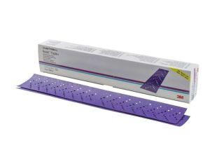 3M™ Cubitron™ II Hookit™ Abrasive Sheet 737U, 70 mm x 396 mm, Multihole, 180+, 51414