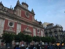 Plaza del Salvador.