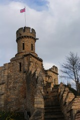 The Observatory Tower at Lincoln Castle.