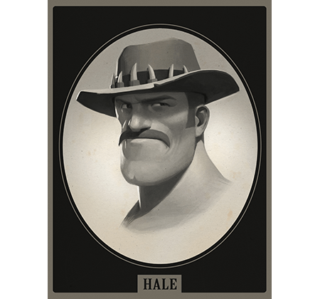 The Mann, The Mythh, The Legendd.   Official Valve Image
