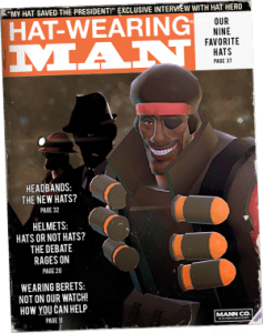The magazine that started it all.