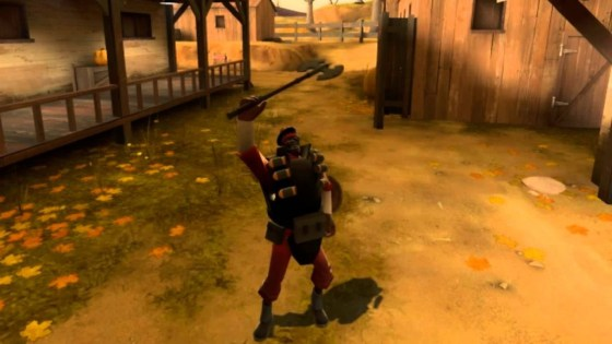 Now if Valve could just give us the taunt made by the original creator.