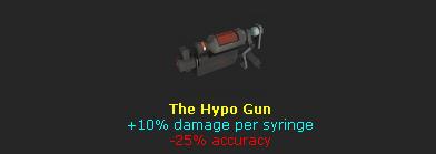 Hypo Gun