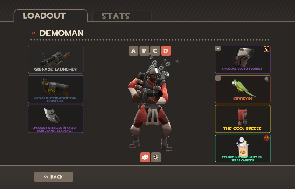 """Ready to play MvM Giddeon?"" *Giddeon ignores me*"