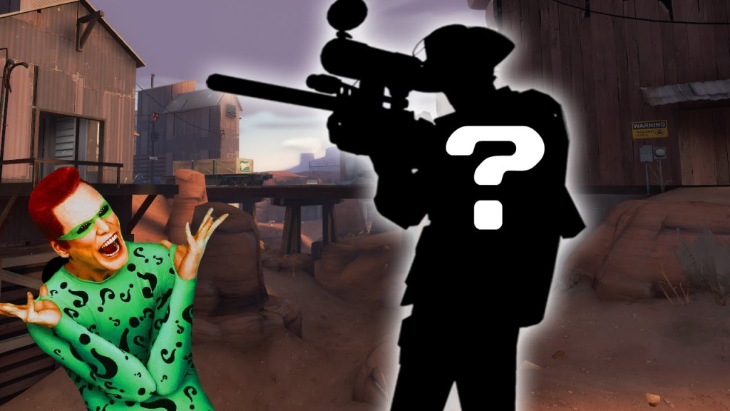 Well what is it then? Is it Sniper? Picture also from STAR_'s youtube channel.
