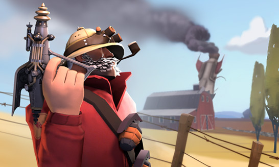 People also weren't jazzed with the 5-clip infinte-ammo rocket launcher, and traders weren't pleased that painted Cow Manglers were now the most expensive items in the entirety of the TF2 economy.
