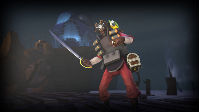 So why didn't Valve create an entirely new sword with the new stats?