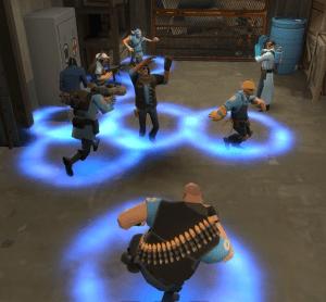 Parties at spawn are also da bomb.