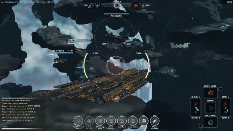 My Russian mining ship of doom.