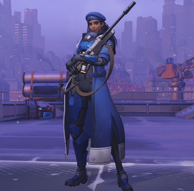 New Overwatch Hero Released The Daily SPUF
