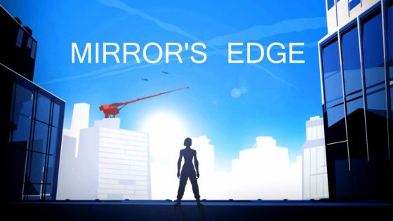 """We exist on the edge, between the gloss and the reality - the mirror's edge."""