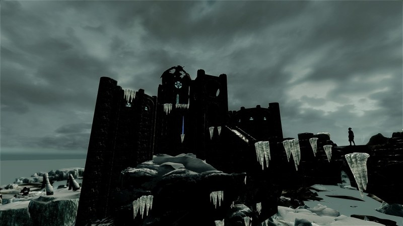The College of Winterhold - Dragon not included