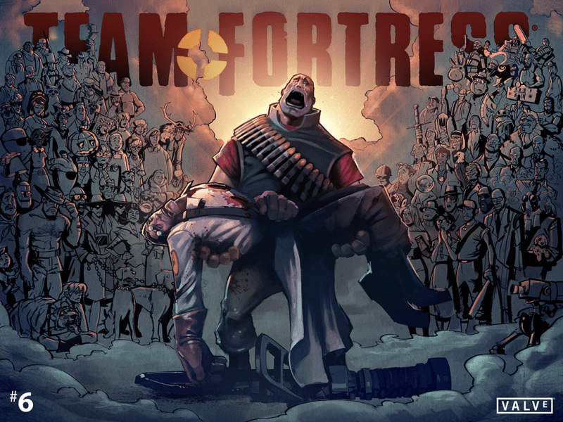 Team Fortress #6