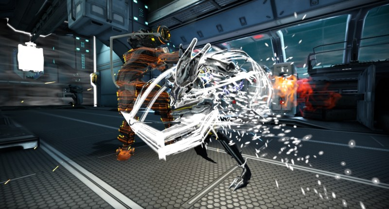 Or you can just claw everyone to death as Valkyr and her exalted knife-fingers of death...