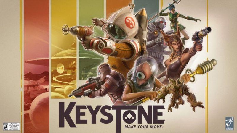 Keystone, DE's new game