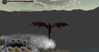 Oh look, another dragon game.