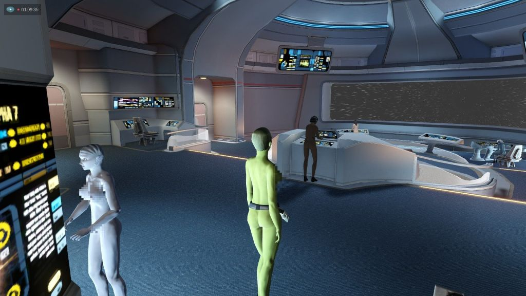 You Can Finally Be Nude in Star Trek Online Again - The