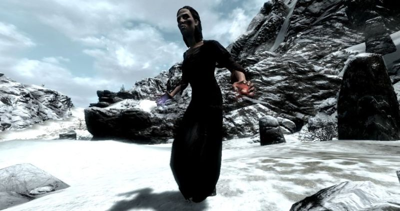 Lycanthropy and Vampirism in Skyrim - The Daily SPUF