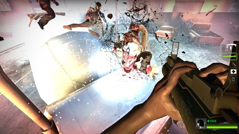 The Custom Weapons Pack in Left 4 Dead 2 - The Daily SPUF
