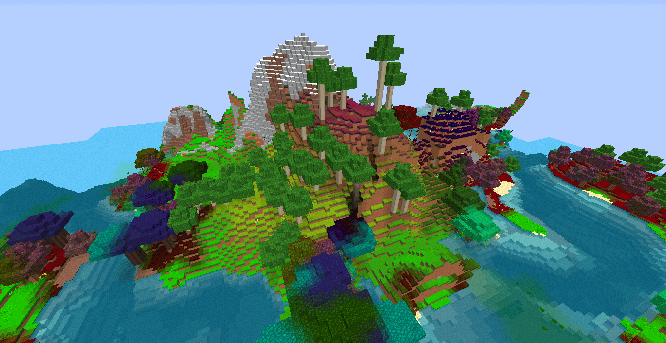 Some Ideas For New Minecraft Biomes The Daily SPUF