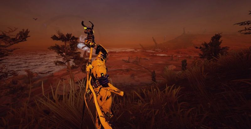 Out on the Plains of Eidolon