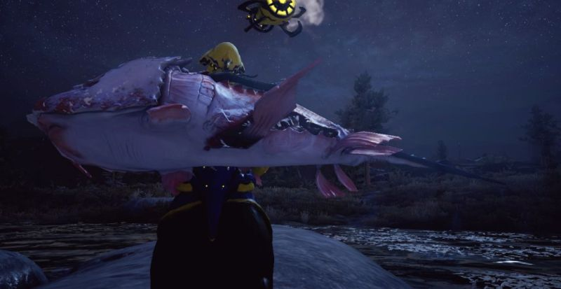 Electrocuting fish is a perfectly legitimate way to fish.