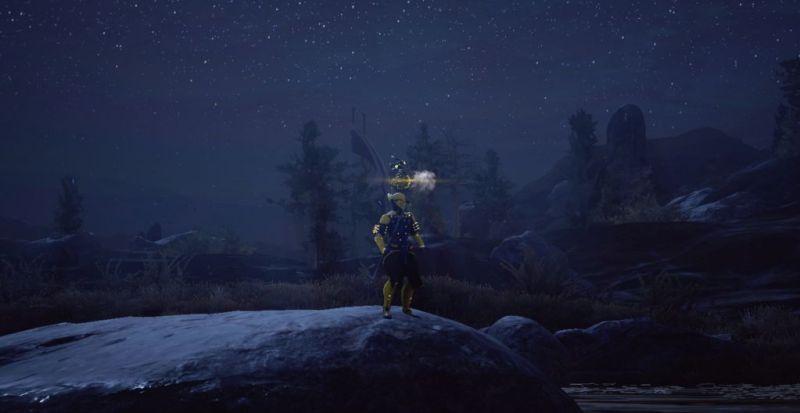 A Volt lost on the Plains of Eidolon